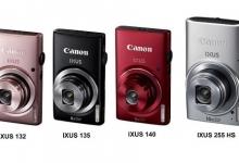 Loạt máy ảnh compact tích hợp Wi-Fi mới lên kệ