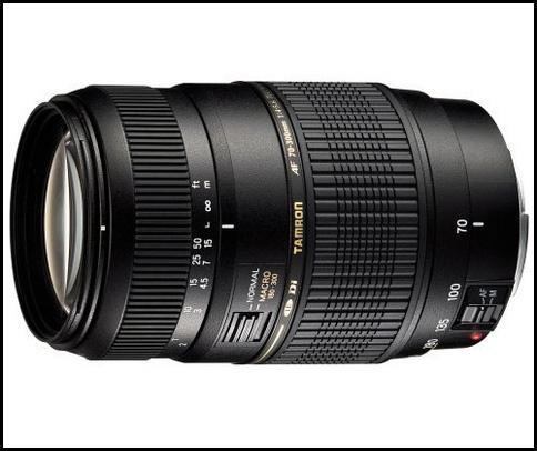 ống kính Tamron 70~300mm F4.0-5.6 Di 1:2 Canon,Nikon