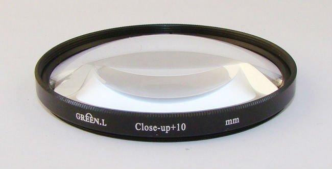 Filter macro 77mm+10