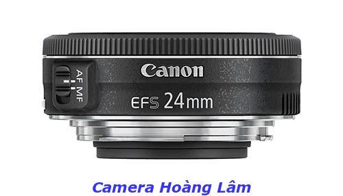 ống kính Canon EF-S 24mm f2.8 STM