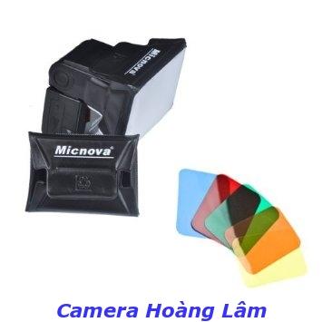 Micnova MQ-B6- Tản đèn Flash 6.1