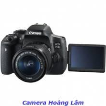 Canon EOS 750D 18~55mm STM
