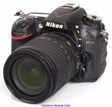 Nikon D7100 18-140mm G ED VR
