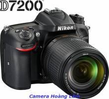 Nikon D7200 Ống 18~14mm G ED VR
