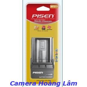 Sạc Pisen Cho pin Canon BP-511A
