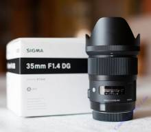 Sigma 35mm f1.4 DG HSM Art for canon
