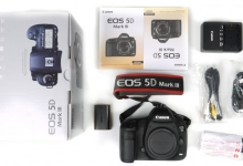 Canon Eos 5d mark iii unboxing