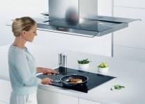 Tư thế nấu ăn phù hợp khi dùng bếp từ
