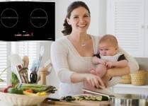 Nên sử dụng bếp từ có vùng nấu cố định hay linh hoạt