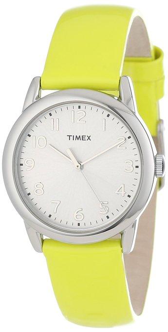 Timex Women's T2P0842M Lemon