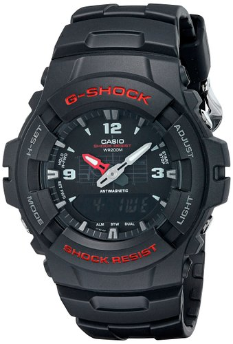 Casio G-Shock Men G100-1BV