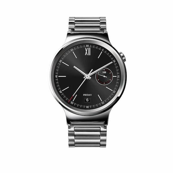 Huawei Smartwatch- Dây thép
