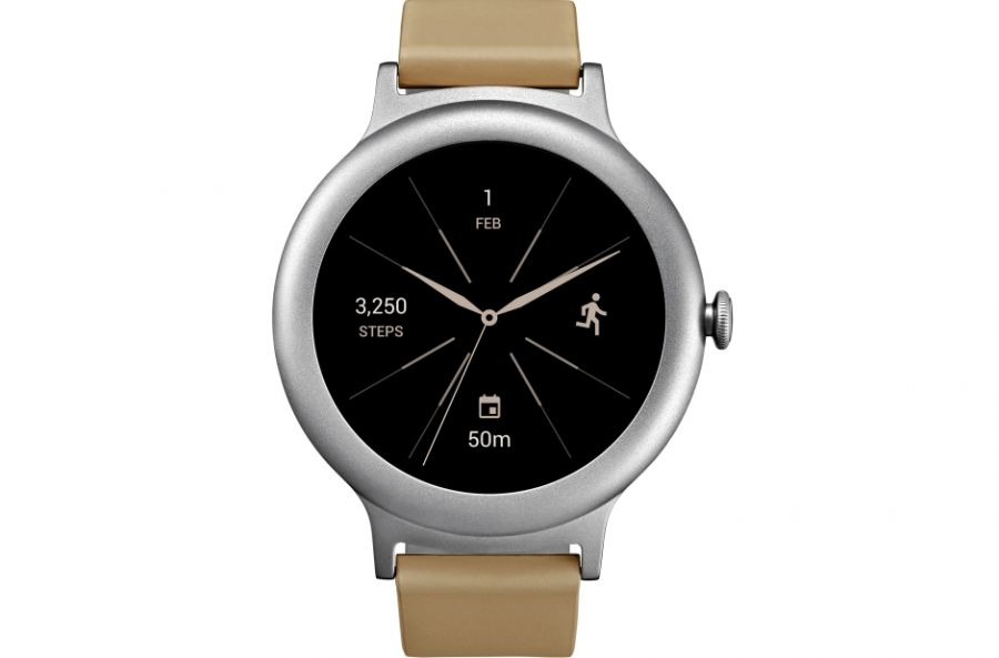 LG WATCH STYLE SILVER