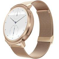 Ticwatch-1-Rose-Gold-Day-Mesh-Likenew