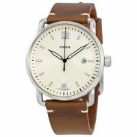 FOSSIL-The-Commuter-Men039s-Leather-Watch-FS5275