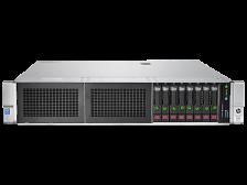 HP ProLiant DL380 Gen9, Xeon 6C E5-2620v3 85W 2.4GHz/1866MHz/15MB, 1x16GB