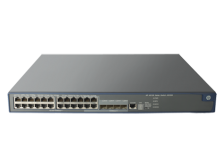 HP 5120-24G-PoE+ EI Switch with 2 Interface Slots (JG236A)