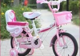 Cách trang trí xe đạp trẻ em giúp con yêu thích đi xe hơn