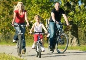 Chuẩn bị những thứ cần thiết giúp con học đi xe đạp trẻ em