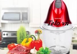 Mách bạn cách bảo quản thực phẩm sau khi xay