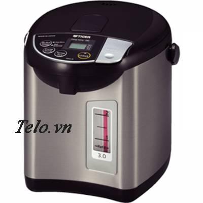 Phích nước điện Tiger PDU-A30S, dung tích 3 lít