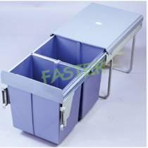 Thùng rác đôi phân loại rác Faster FS-DB20D