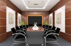 Vách ngăn giúp tăng ấn tượng cho bàn ghế văn phòng