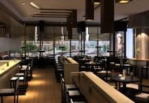 Bố trí nội thất cafe phù hợp tạo không gian hấp dẫn đến khách hàng