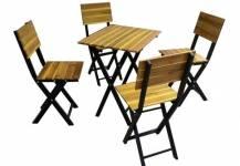 Những mẫu bàn ghế cafe đáng để bạn lựa chọn