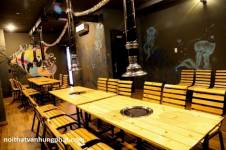 Địa chỉ sản xuất bàn ghế nhà hàng đẹp giá rẻ tại Hà Nội