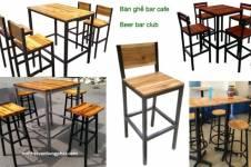 Địa chỉ bán bàn ghế cafe tại Hà Nội