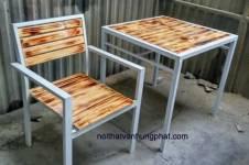 Nơi bán bàn ghế nhà hàng giá rẻ tại Hà Nội