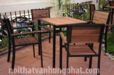Xu hướng mới sử dụng bàn ghế cafe năm 2017