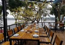 Top 5 bộ bàn ghế nhà hàng hót nhất hiện nay