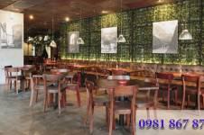 Bàn ghế nhà hàng - Bàn ghế cafe tại Hà Nội