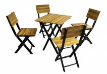 Bộ bàn ghế VHP-24GC