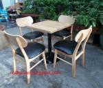 Bộ bàn ghế cafe BGCF02