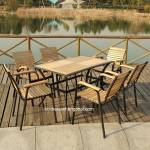 Bộ bàn ghế cafe BGCF05