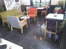 Thi công quán cafe 43 Trần Quốc Vượng, Cầu Giấy