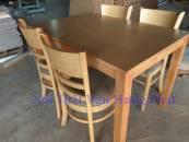 Bộ bàn ghế Cabin gỗ ...
