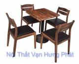 Bàn ghế gỗ cafe BGCF...