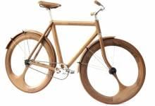 Xe đạp gỗ