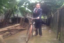 Người thầy đồng hành với chiếc xe đạp mua từ năm 1958