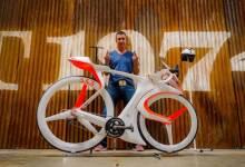 Ý tưởng xe đạp đua FUCI của nhà thiết kế bậc thầy Robert Egger