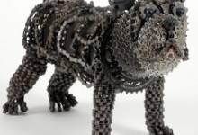 Những chú chó điêu khắc tuyệt vời từ Xe Đạp.