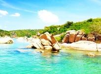 Đón bình minh trên vịnh Cam Ranh (Khánh Hòa)