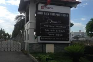 màn cửa cho căn hộ chị Hạnh Khu biệt Thự Phú Thịnh Tiamo Bình Dương