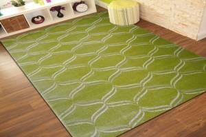 Chọn màu sắc thảm trải sàn cho không gian thêm thư thái