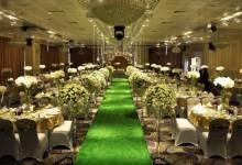 Thảm trang trí khách sạn, nhà hàng, tiệc cưới thêm sang trọng