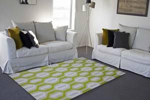 Chọn thảm trải sàn hợp phong thủy tăng vượng khí ngôi nhà